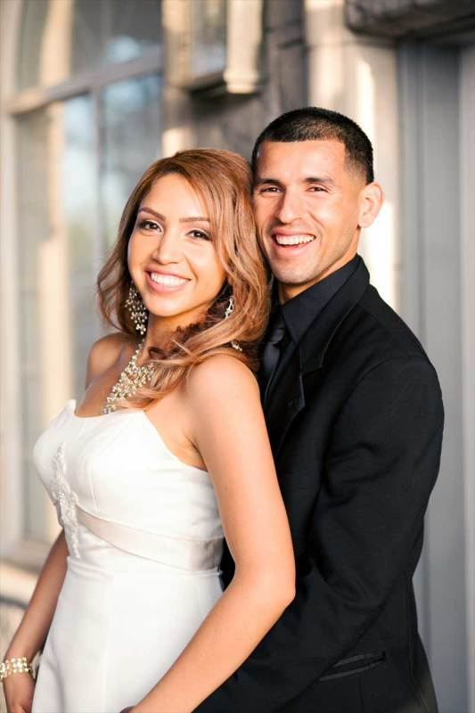 The South Bay Wedding Center & Wedding Chapel, Happy couple